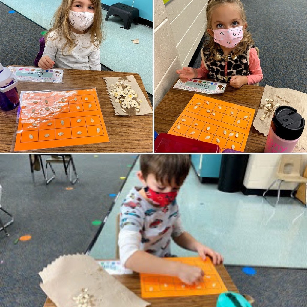Redgranite Kindergarten - Pumpkin Seeds