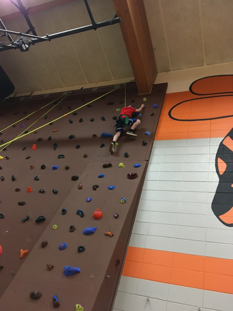 4th & 5th Grade Rock Wall Club