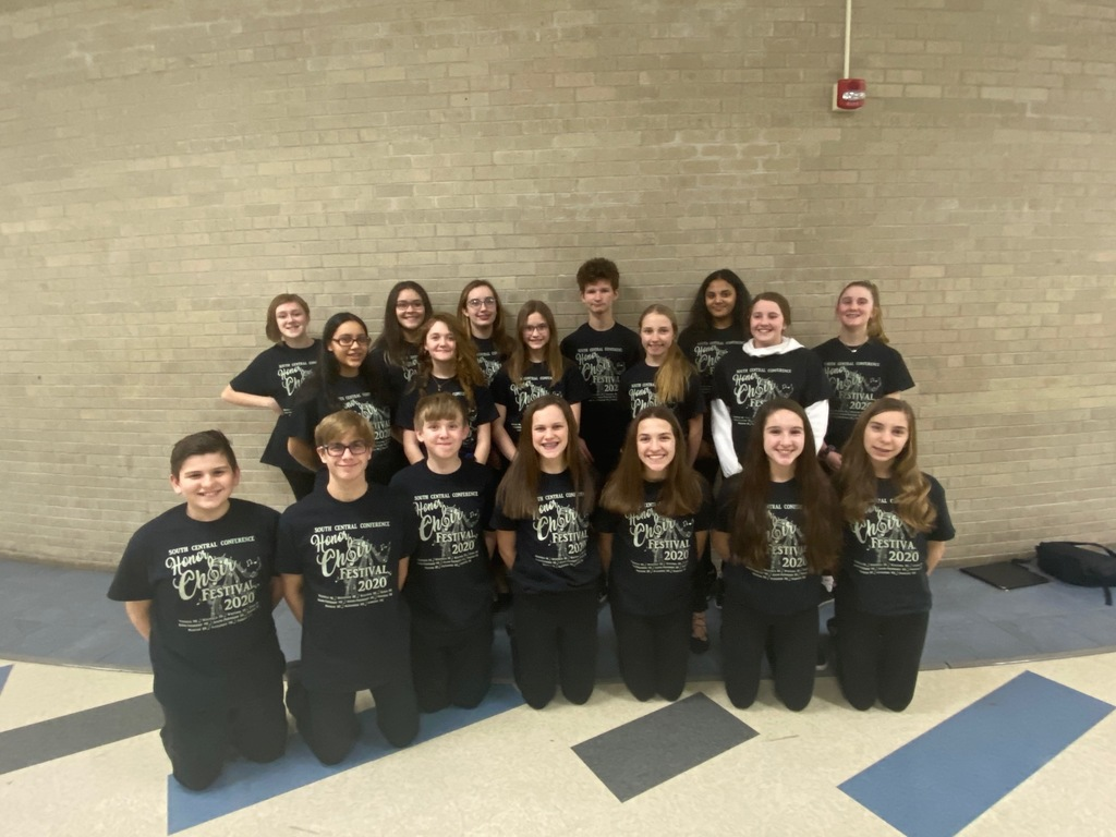 7th & 8th grade honors choir